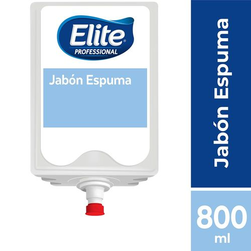 Jabón Espuma Espuma 1 Un 800 ml Elite Professional