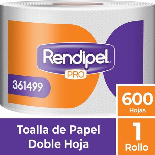 Toalla Rollo Una Hoja 1 Un 120 M Rendipel