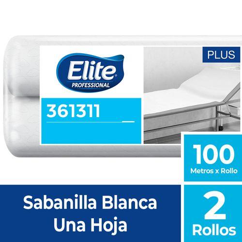 Sabanilla Rollo Plus Una Hoja 2 Un 100 M Elite Professional