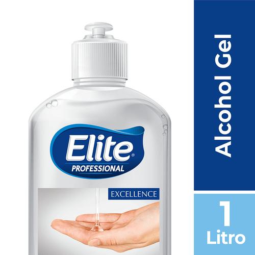 Alcohol Granel Gel 1 Un 1 litro Elite Professional